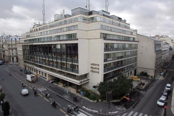 FRANCE-MEDIAS-PRESSE-AFP