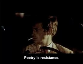 Poetry is Resistance