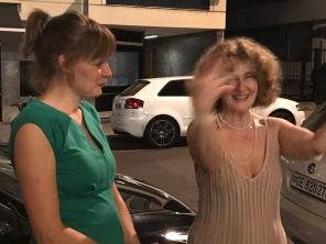 Eva Magyarosi & Barbara