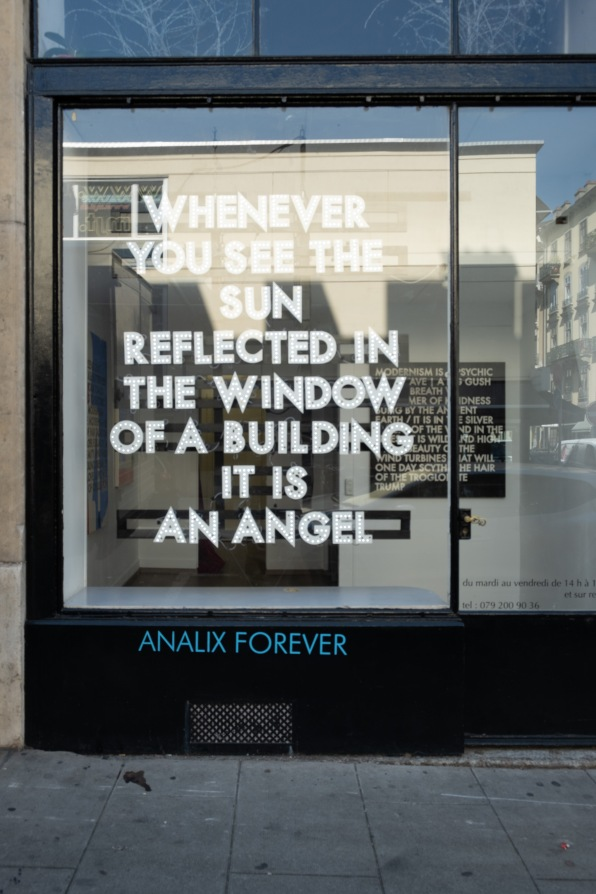 ANALIX FOREVER